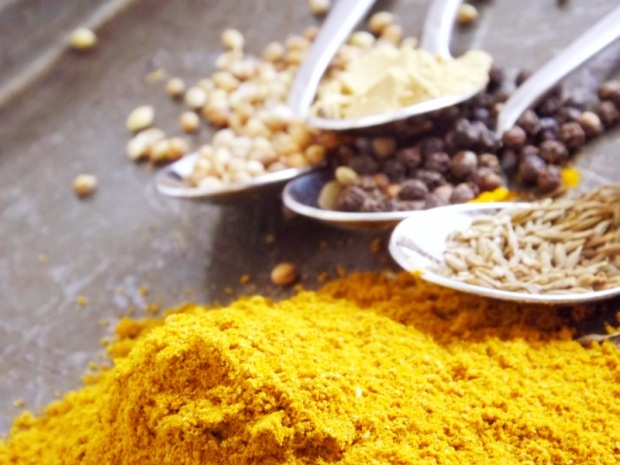 Hot Curry Powder Recipe for Indian Recipes