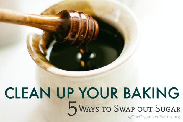 5 Sugar Alternatives for Baking