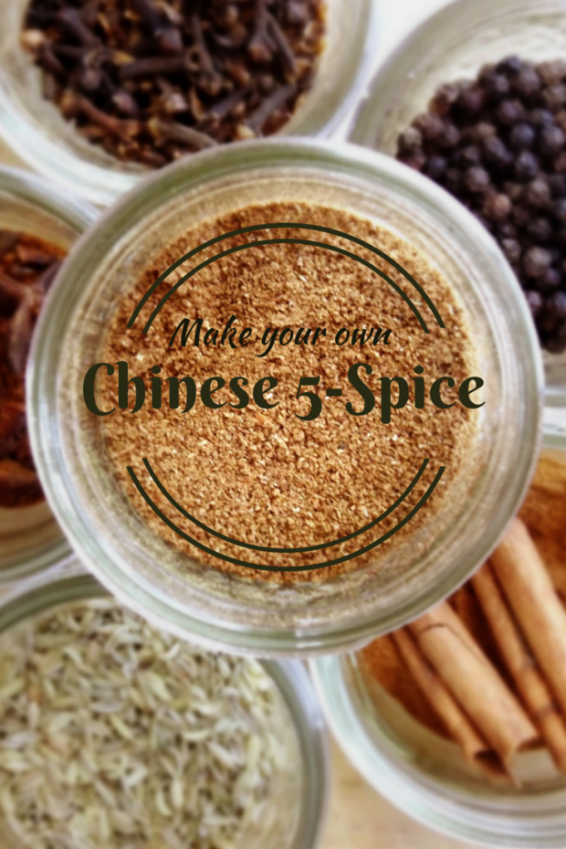 Chinese Five Spice (AKA Five Spice Powder)