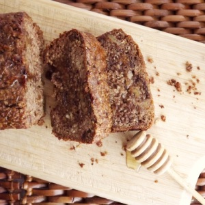 Honey, Date & Parsnip Bread5b