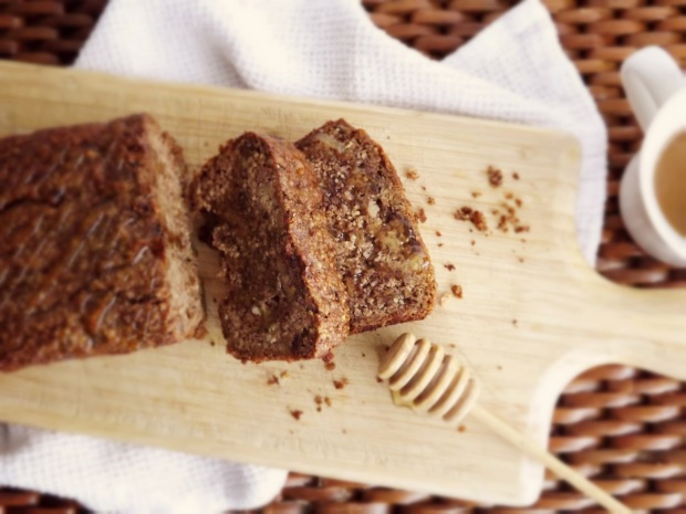 Honey, Date and Parsnip Bread