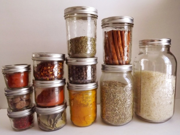 How to Organize your Spice Collection